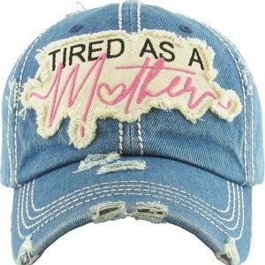 Distressed Vintage Hats
